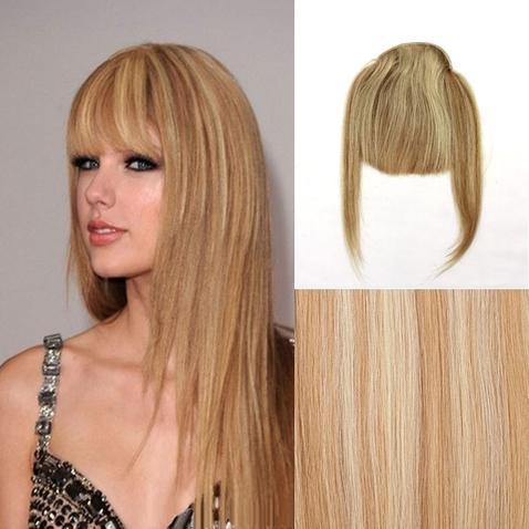 Clip in ofina - REMY 100% ľudské vlasy - 27/613 - mix blond