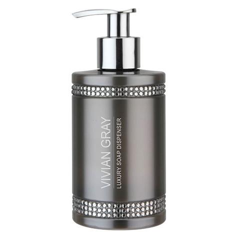 Tekuté mydlo VIVIAN GRAY CRYSTALS Soap gél 250ml GREY