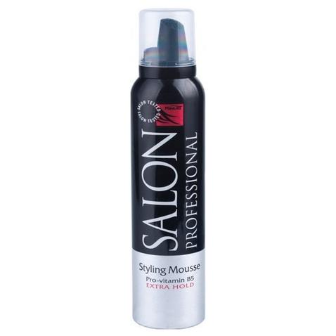 Profesionálna tužiaci pena na vlasy s Pro Vitamínom B5