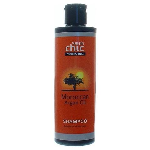 Vlasový šampón s arganovým olejom 250 ml