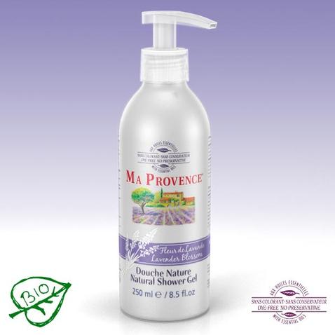 Bio sprchový gél Ma Provence Levanduľa, 250ml