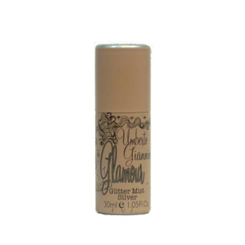 Glitre na vlasy a telo v kabelkovom balení - strieborné 30 ml