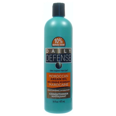 Daily Defence vlasový kondicionér s arganovým olejom, 473 ml