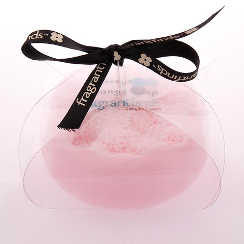 Fragrant luxusné masážné mydlo - špongia - Issey Women