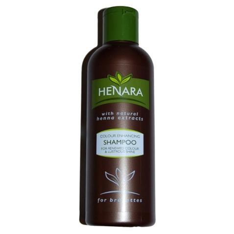 Henara - vlasový šampón pre brunety, 250 ml