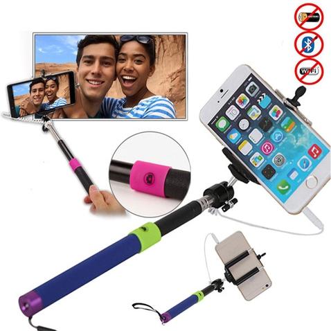 Teleskopická selfie tyč so spúšťou - STYLE