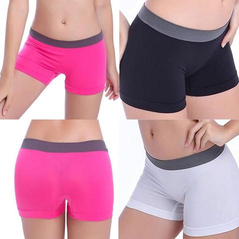 Dámske športové fitness nohavičky