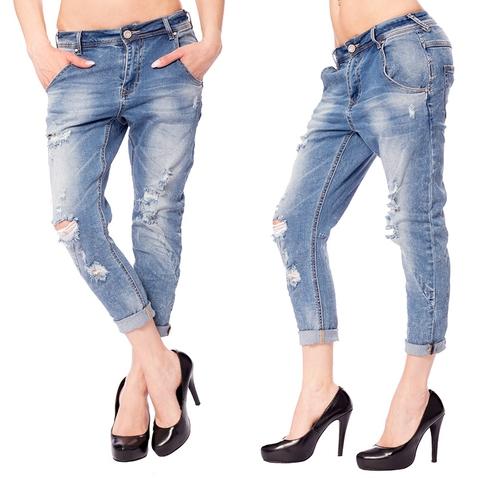 Dámske 7/8 džínsy - Street Jeans