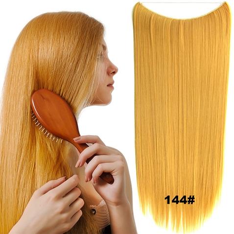 Flip in vlasy - 60 cm dlhý pás vlasov - odtieň 144