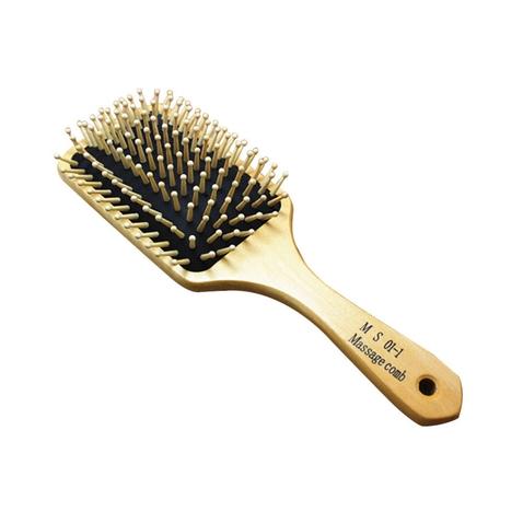 Rozčesávacia masážna kefa na vlasy