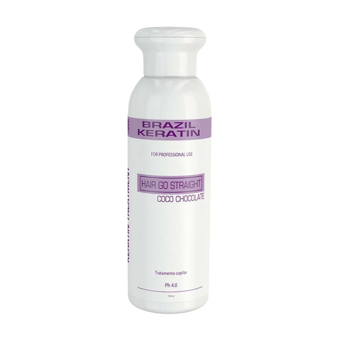 BRAZIL KERATIN - KŮRA HAIR GO STRAIGHT 150 ML
