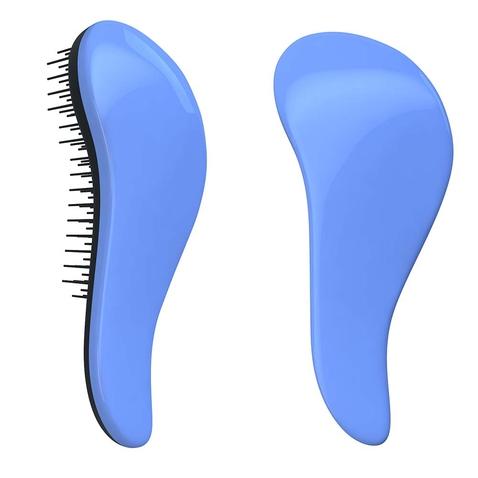 Dtangler rozčesávacia kefa na vlasy - Blue
