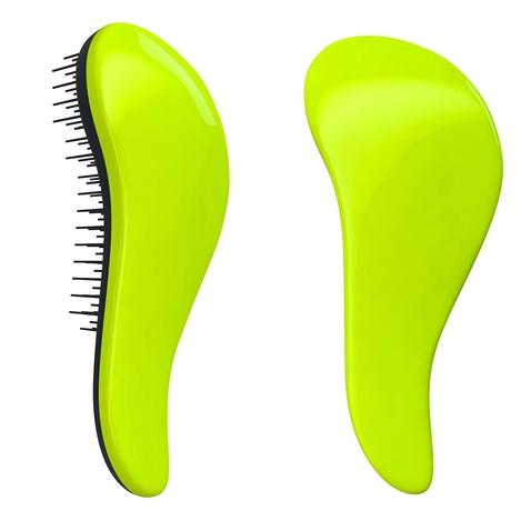 Dtangler rozčesávacia kefa na vlasy - Green