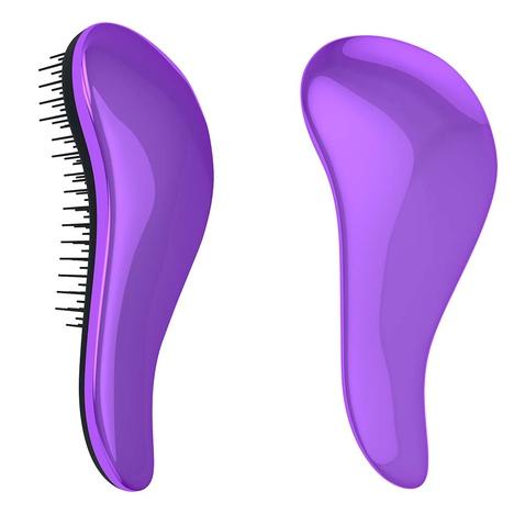Dtangler rozčesávacia kefa na vlasy - Metallic Purple