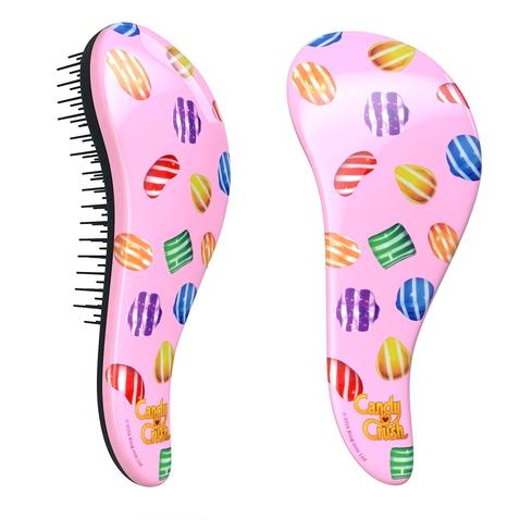 Dtangler rozčesávacia kefa na vlasy detská - Pink