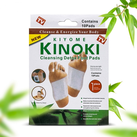 Detoxikačné náplasti Kiyomi Kinoki