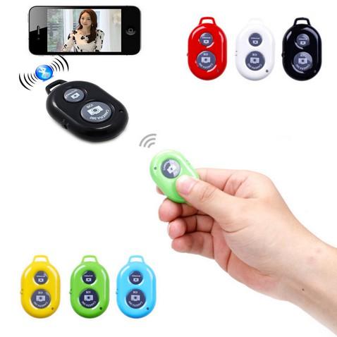 Bluetooth ovládanie k selfie tyčiam