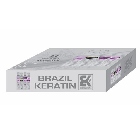 Brazilský keratin BEAUTY startovací set 4 x 100 ml
