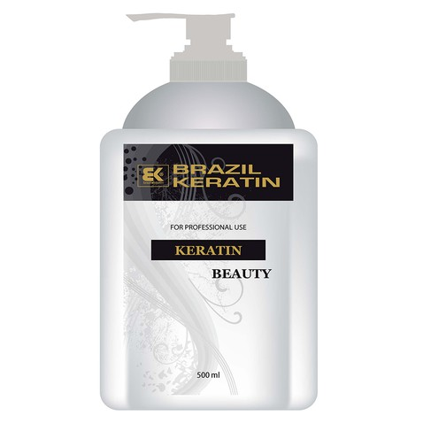 Brazílsky keratín Beauty 500 ml