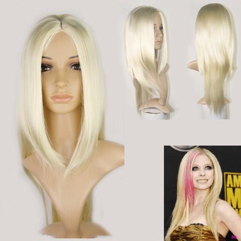 Parochňa Catherine blond - 60 cm