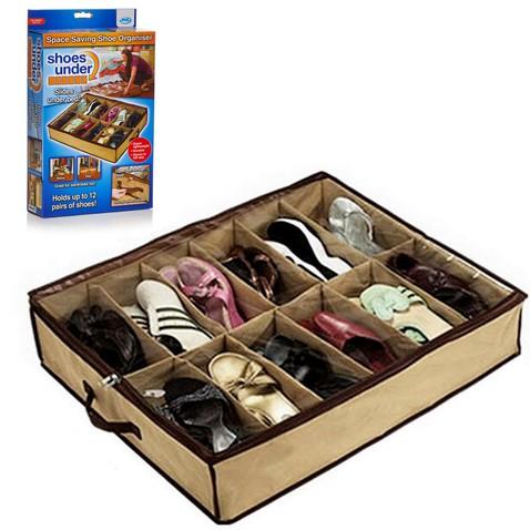 Organizér na topánky - botník