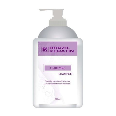 Brazil keratin šampón CLARIFYING SHAMPOO 500 ml