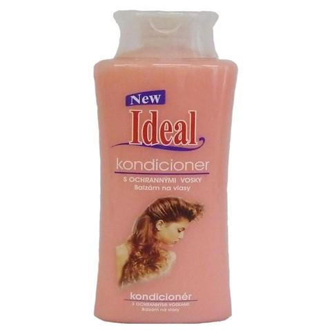 Balzám na vlasy s ochrannými voskmi - Ideál, objem: 500 ml