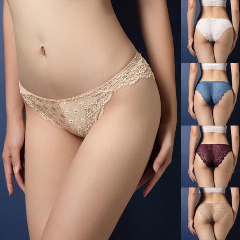Dámske čipkované nohavičky - Calcinha
