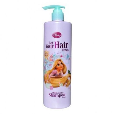 Detský šampón a sprchový gél 2v1 Rapunzel Mild & Gentle 500 ml